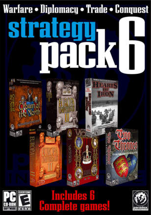 Paradox Strategy 6-Pack