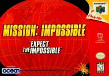 Mission: Impossible (1998)