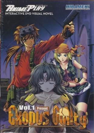 Exodus Guilty: Volume 1 (Present)