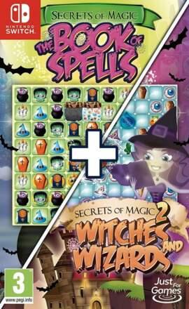 Secrets of Magic 1+2