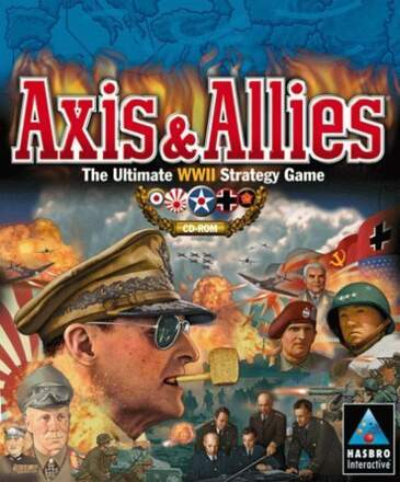 Axis & Allies: The Ultimate WWII Strategy Game