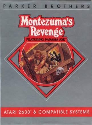 Montezuma's Revenge: Featuring Panama Joe