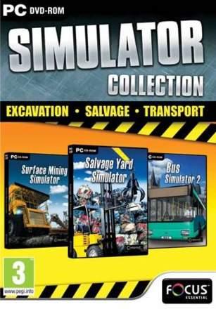Simulator Collection: Excavation, Salvage, Transport