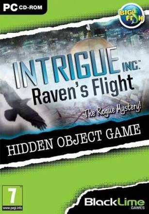 Intrigue Inc.: Raven's Flight