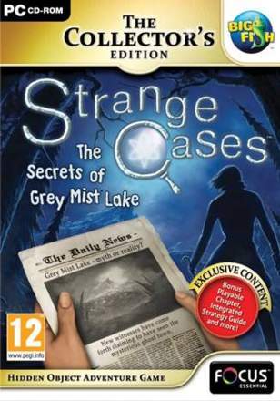 Strange Cases 3: The Secrets of Grey Mist Lake