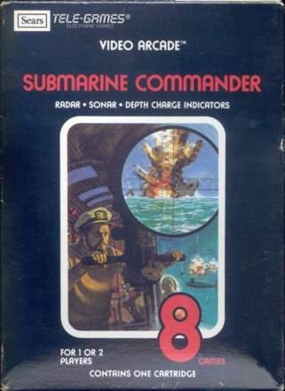 Submarine Commander (1982)