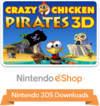 Crazy Chicken: Pirates 3D
