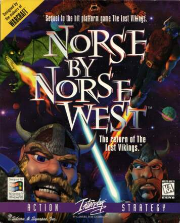 Norse by Norsewest: The Return of The Lost Vikings
