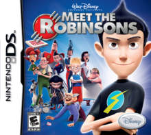 Disney's Meet the Robinsons (Nintendo DS)