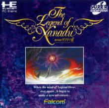 Legend of Xanadu: Kaze no Densetsu Xanadu II