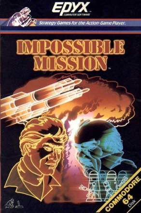 Impossible Mission (1985)