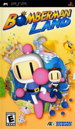 Bomberman Land Portable