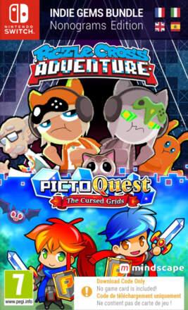 Piczle Cross Adventure / PictoQuest: The Cursed Grids