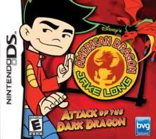 Disney's American Dragon: Jake Long, Attack of the Dark Dragon