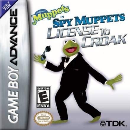 Jim Henson's Muppets in Spy Muppets: License to Croak