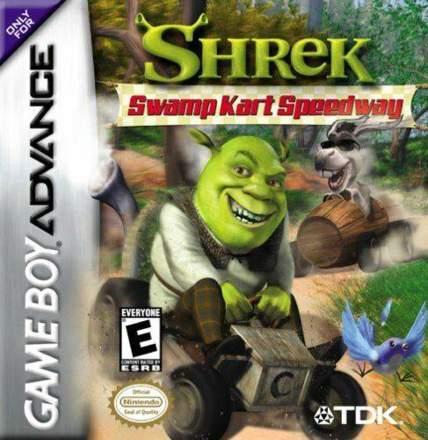 Shrek Swamp Kart Speedway