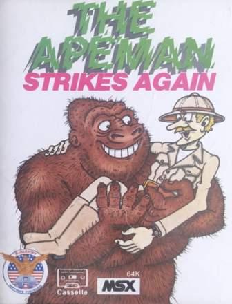 The Apeman Strikes Again