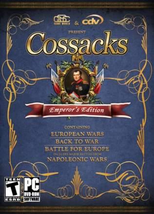 Cossacks Triple Pack