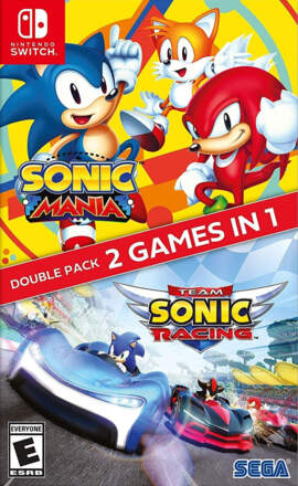 Sonic Mania / Team Sonic Racing Double Pack