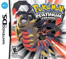 Pokemon Diamond / Pearl / Platinum Version