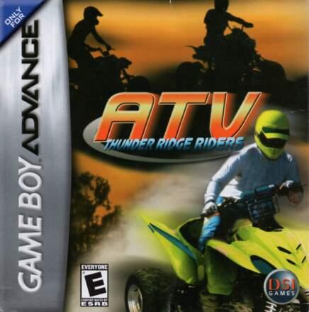 ATV: Thunder Ridge Riders