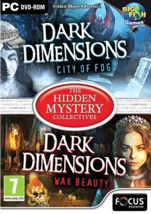 The Hidden Mystery Collectives: Dark Dimensions 1 & 2