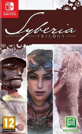 Syberia Trilogy