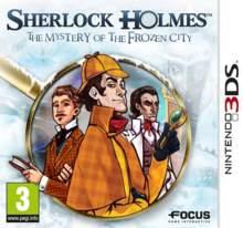 Sherlock Holmes: The Mystery of the Frozen City
