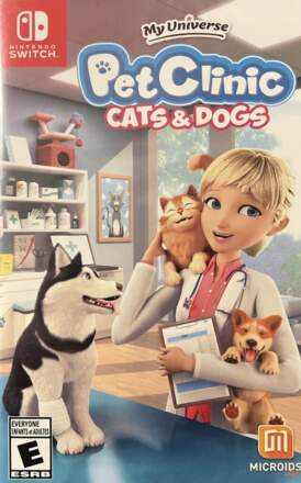 My Universe: Pet Clinic Cats and Dogs