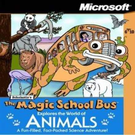 The Magic School Bus: Explores the World of Animals