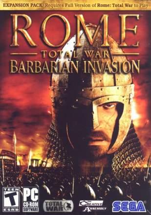 Rome: Total War Barbarian Invasion