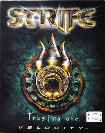Strife: Trust no one
