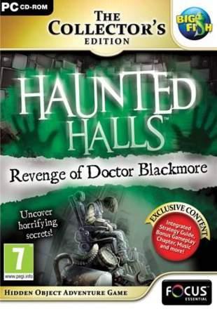 Haunted Halls: Revenge of Doctor Blackmore
