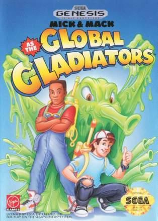 Mick & Mack as the Global Gladiators