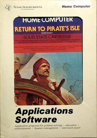 Return to Pirate's Island