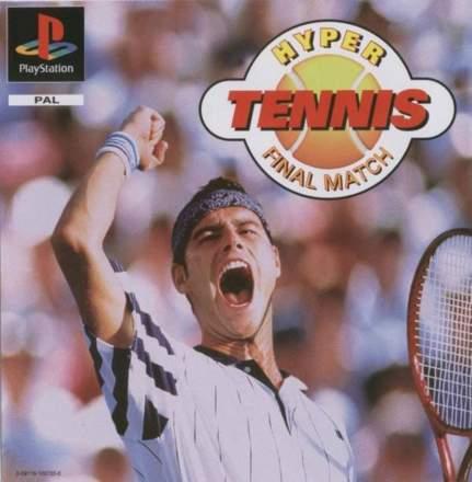 Hyper Final Match Tennis