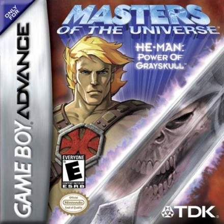 Masters of the Universe - He-Man: Power of Grayskull
