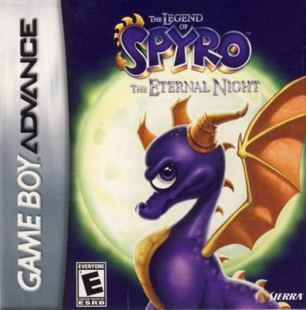 The Legend of Spyro: The Eternal Night (2007)