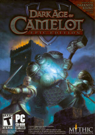 Dark Age of Camelot Epic Edition