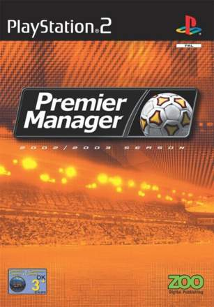 Premier Manager 2002/2003 Season