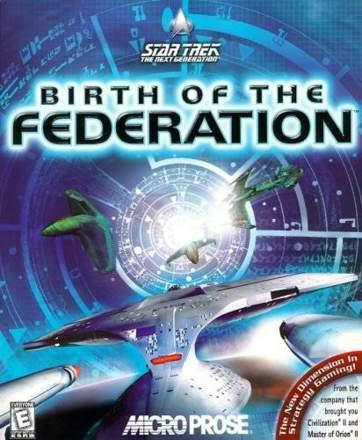 Star Trek The Next Generation: Birth of the Federation