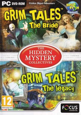 The Hidden Mystery Collectives: Grim Tales 1 & 2