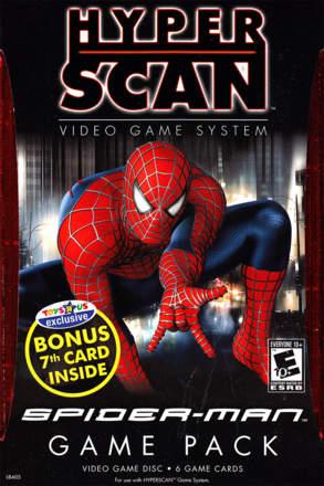 Spider-Man (HyperScan)