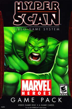 Marvel Heroes (HyperScan)