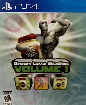 Green Lava Studios Volume 1