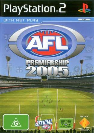 AFL Premiership 2005: The Official Game of the AFL Premiership