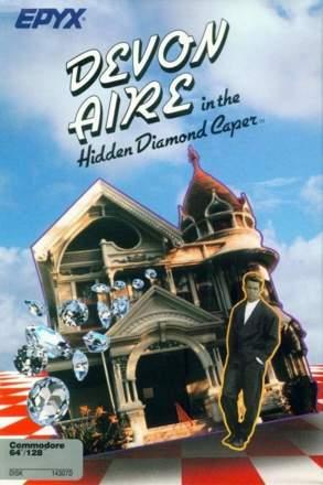 Devon Aire in the Hidden Diamond Caper