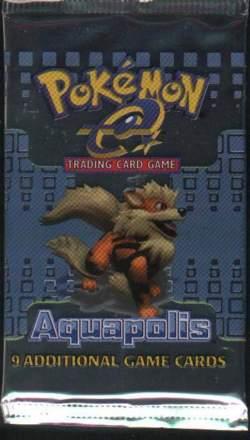 Pokemon-e: Aquapolis