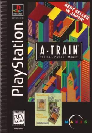 A-Train: Trains - Power - Money