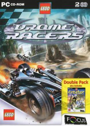 Lego Drome Racers Double Pack